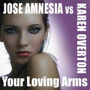 Jose Amnesia Vs Karen Overton 歌手頭像