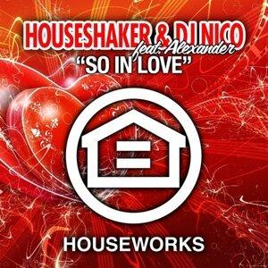 Houseshaker & DJ Nico feat. Alexander 歌手頭像