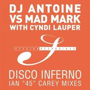 DJ Antoine vs Mad Mark with Cyndi Lauper 歌手頭像