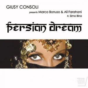 GIUSY CONSOLI Presents Marco Bonuso & Alì Farahani ft.Sima Bina 歌手頭像