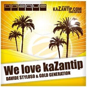 Davide Styloso & Gold Generation 歌手頭像