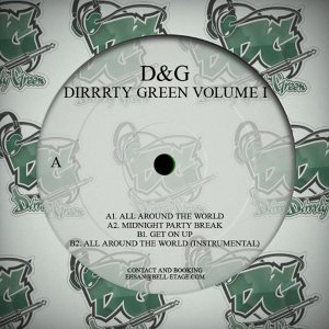 Dirrrty Green Records (D&G) 歌手頭像