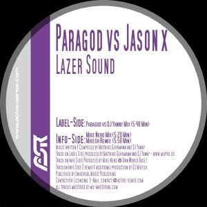 Paragod vs Jason x 歌手頭像