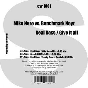 Mike Nero vs Benchmark Noyz 歌手頭像