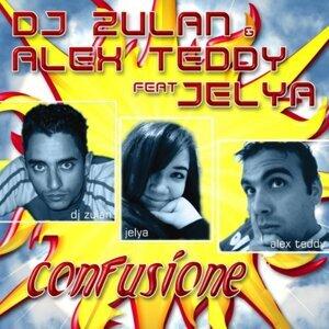 DJ ZULAN & ALEX TEDDY feat. JELYA 歌手頭像
