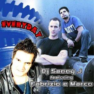 DJ SANNY J feat. FABRIZIO E MARCO 歌手頭像