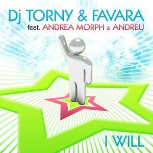 DJ Torny & Favara feat. Andrea Morph & Andreu 歌手頭像