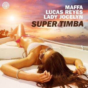 Maffa & Lucas Reyes feat. Lady Jocelyn 歌手頭像