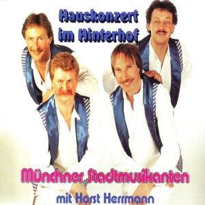 Münchner Stadtmusikanten mit Horst Herrmann 歌手頭像