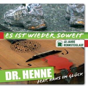 DR. HENNE feat. Hans im Glück 歌手頭像
