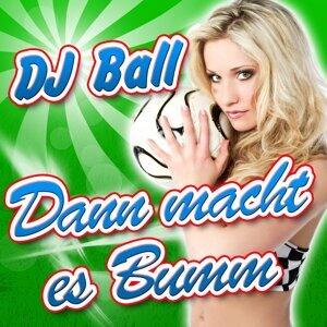 DJ Ball 歌手頭像