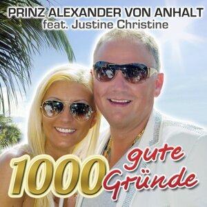 Prinz Alexander von Anhalt feat. Justine Christine 歌手頭像