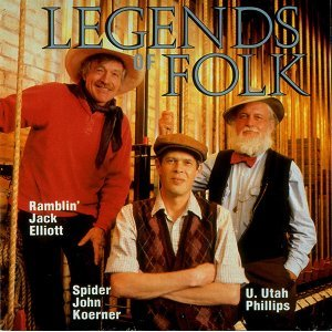 Ramblin' Jack Elliot, Spider John Koerner & U. Utah Phillips 歌手頭像