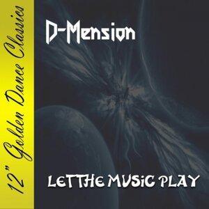 D-Mension 歌手頭像