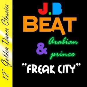 J.B. Beat & Arabian Prince 歌手頭像