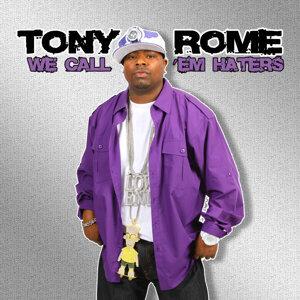 Tony Rome 歌手頭像