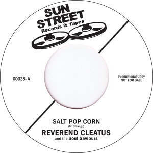 Reverend Cleatus & The Soul Saviours