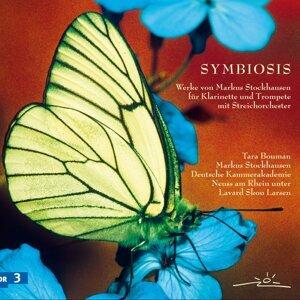 Markus Stockhausen, Tara Bouman & Deutsche Kammerakademie Neuss am Rhein 歌手頭像