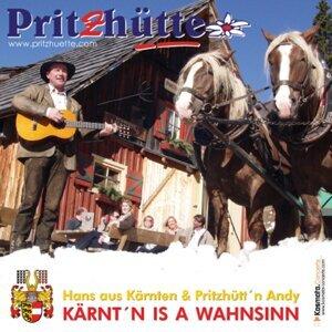 Hans aus Kärnten & Pritzhütt`n Andy 歌手頭像