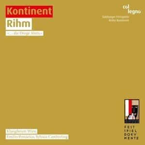 Klangforum Wien, Emilio Pomàrico & Sylvain Cambreling 歌手頭像