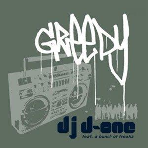 DJ D-One 歌手頭像