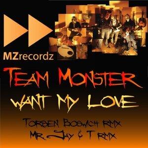 Team Monster 歌手頭像
