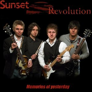 Sunset Revolution 歌手頭像