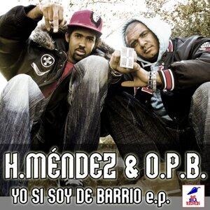 Mendez & O.P.B. 歌手頭像