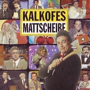 Kalkofes Mattscheibe, Oliver Kalkofe 歌手頭像