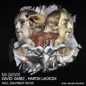 David Garez, Martin Lacroix 歌手頭像