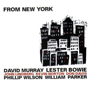 David Murray, John Lindberg, Lester Bowie 歌手頭像