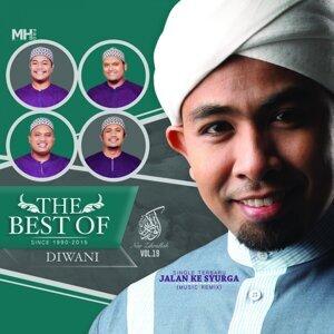 Hasnul Jamal, Diwani 歌手頭像