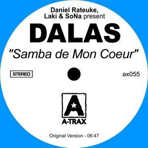 Dalas, Daniel Rateuke, Laki & Sona 歌手頭像