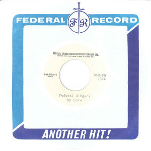 Federal Singers 歌手頭像