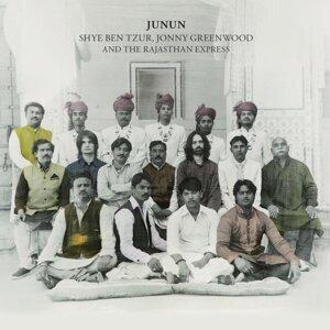 Shye Ben Tzur, Jonny Greenwood, The Rajasthan Express 歌手頭像