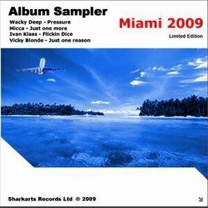 Album Sampler - Miami 2009 歌手頭像