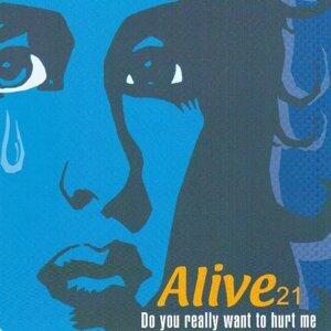 Alive21 歌手頭像