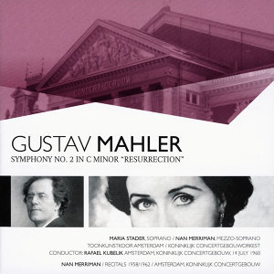Concertgebouw Orchestra, Nan Merriman, Maria Stader 歌手頭像