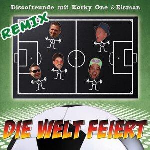 Discofreunde Mit Korky One Und Eisman 歌手頭像