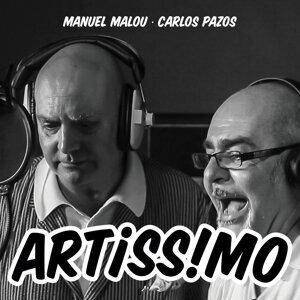 Manuel Malou, Carlos Pazos 歌手頭像