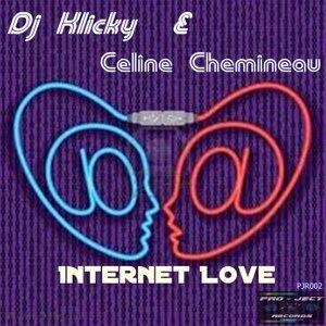 DJ Klicky & Celine Chemineau アーティスト写真