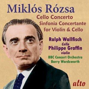Raphael Wallfisch, Philippe Graffin, BBC Concert Orchestra & Barry Wordsworth 歌手頭像