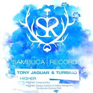 Tony Jaguar & Turismo アーティスト写真