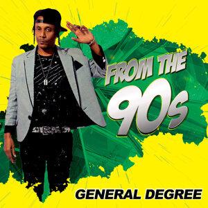 General Degree 歌手頭像