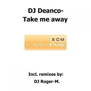 DJ Deanco アーティスト写真