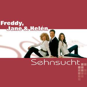 Freddy, Jane & Helen アーティスト写真
