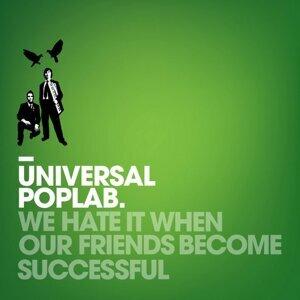 Universal Poplab 歌手頭像