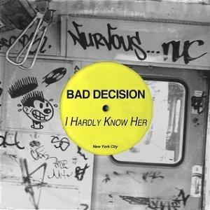 Bad Decision 歌手頭像