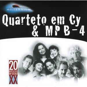 MPB-4 & Quarteto Em Cy