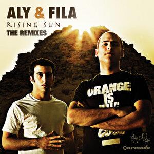 Aly & Fila (亞力與斐拉)